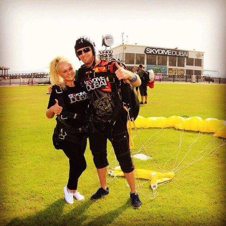Skydive Dubai: Best experience ever