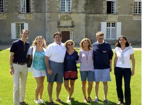 BD Tours: Wine Tours In Bordeaux : At Château d'Issan...