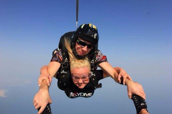 Skydive Dubai: Amazing!!!!
