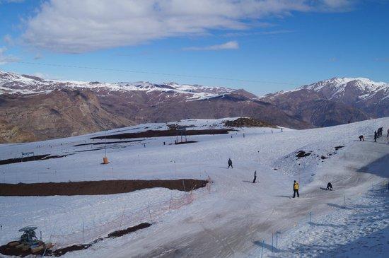 Info Farellones : Uma das Pistas de Ski/snow
