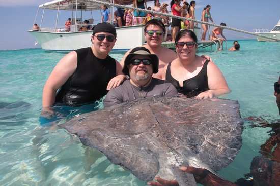 Captain Marvin's: family pic taken by Capt Marvin