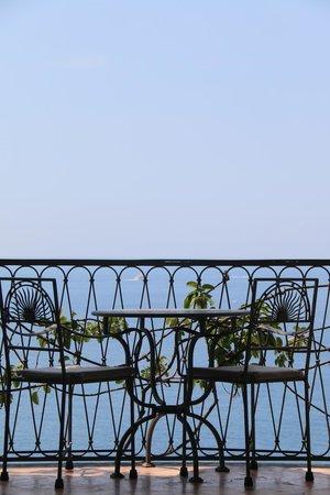 Albergo Punta Regina: Balcony