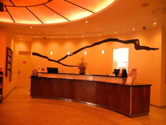 Hotel Schweizerhof Basel: Lobby