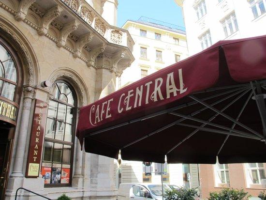 Cafe Central : 6