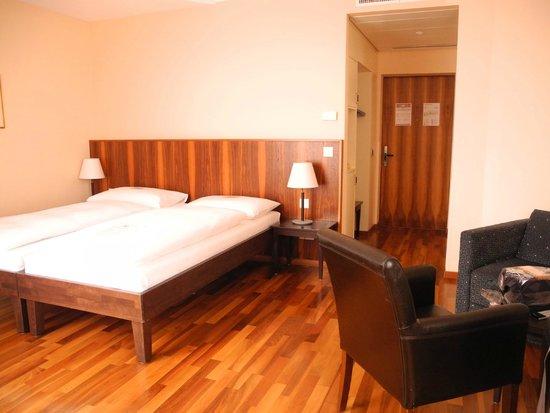 Hotel Schweizerhof Basel: Zimmer 301