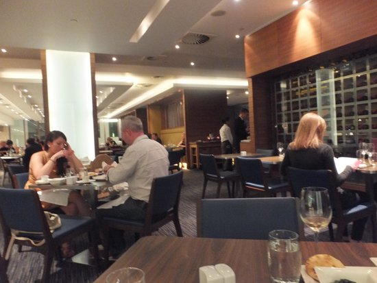 Sofitel London Heathrow : Sofitel Restaurant