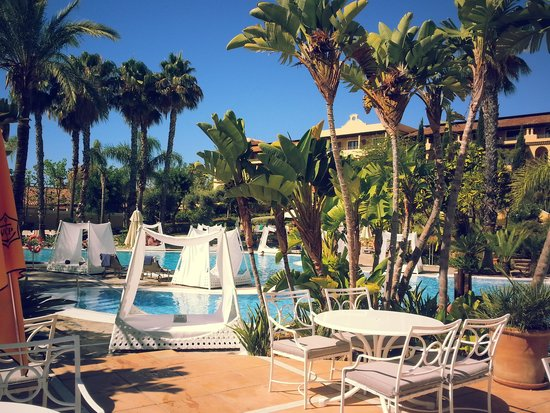 The Westin La Quinta Golf Resort & Spa : piscine