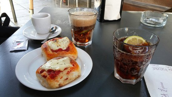 Bar Aluia: Tiny bites, but delicious