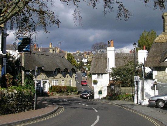 Marlborough Hotel: Shanklin Old Village
