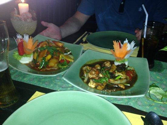 Krua Bophut: Fish & Prawns
