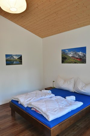 Valley Hostel: in der Zimmer ( Chalet 3 )