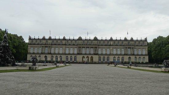 Schloss Herrenchiemsee: Il castello di Herrenchiemsee