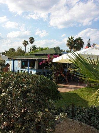 Hotel Club Saraceno : Bar della spiaggia
