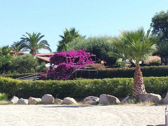 Hotel Club Saraceno: Accesso alla spiaggia