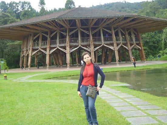 Estelar Recinto del Pensamiento Hotel: Arquitectura en Guadua