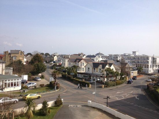 Marlborough Hotel: Balcony view