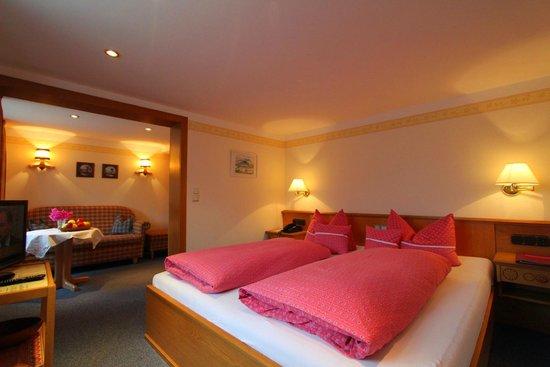 Pension Gatterhof: Doppelzimmer / Ferienwohnung Nr. 3
