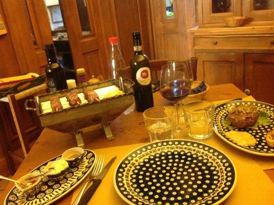 Cinque di Vino: Secondi