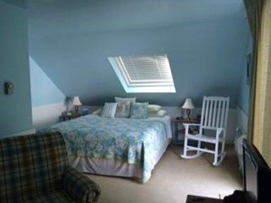 Puffin Inn Bed & Breakfast: Bedroom