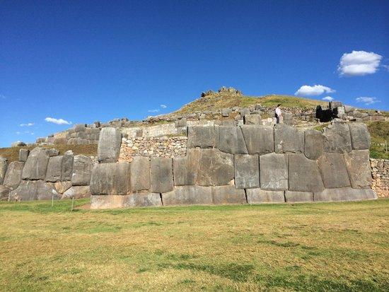 Sacsayhuamán: Ruínas de Sacsayhuaman