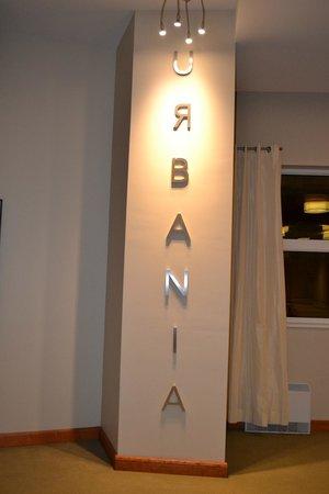 Hôtel Le Bonne Entente : Urbana Suites