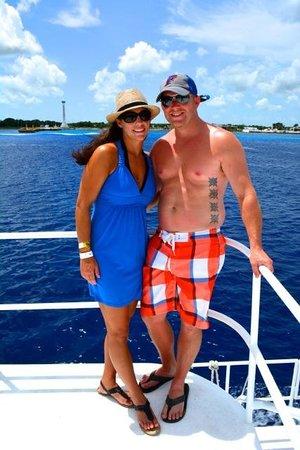 Playa Mia Grand Beach & Water Park: Double Snorkel Reef Tour