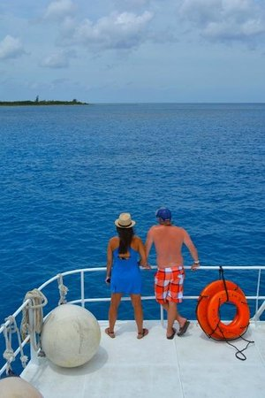 Playa Mia Grand Beach & Water Park: Double Snorkel Reef Tour