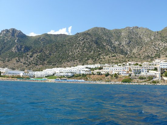 Mitsis Norida Beach Hotel: Traumhaft !