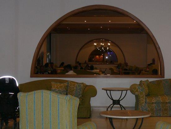 Mitsis Norida Beach Hotel: Sehr gemütlich und ruhige Sitzecken !!!
