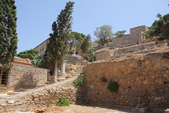 Club Marmara Rethymno Palace : spinalonga