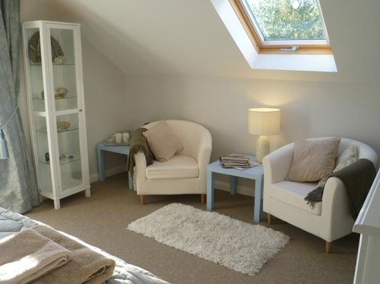Mill Lane Bed & Breakfast: Room seating area