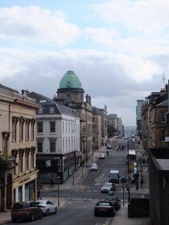 The Glasgow School of Art : Street View