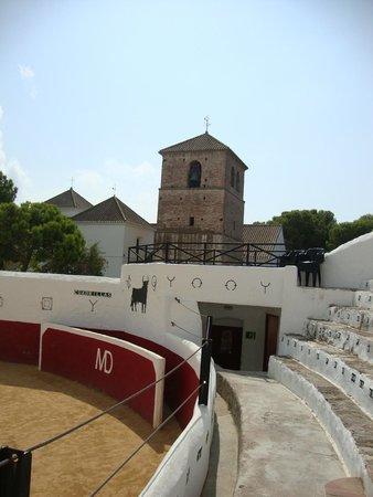 Mijas Plaza de Toros: arena