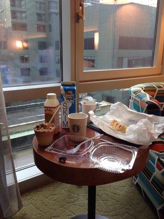 Hyatt Times Square New York : Room on 10 th floor