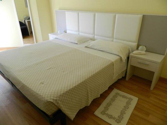 Hotel Terme Villa Pace: Camera da letto