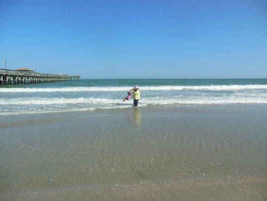 DoubleTree Resort by Hilton Myrtle Beach Oceanfront: beach
