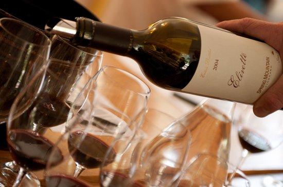 Spring Mountain Vineyard: Elivette - our signature Bordeaux blend
