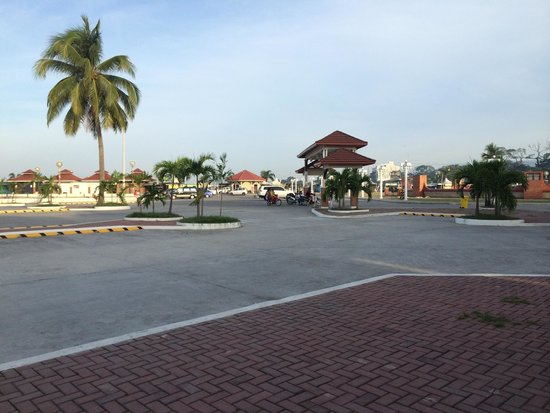 Paseo del Mar: Paseo in the morning