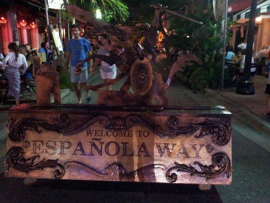 Hosteria Romana : Espanola Way