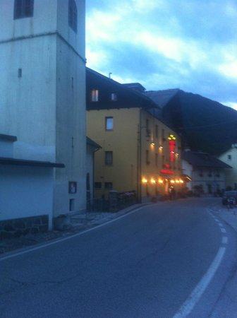Trieste Hotel: Esterno