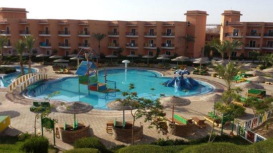 The Three Corners Sunny Beach Resort: .