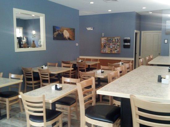 BEST WESTERN Acadia Park Inn: Interior of Breakfast House Seating