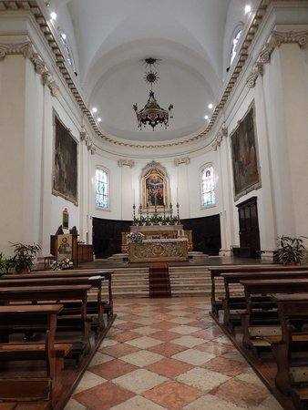 Rovigo, อิตาลี: san francesco RO - interno