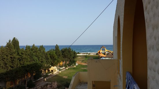 Caribbean World Hammamet Village : view from the room