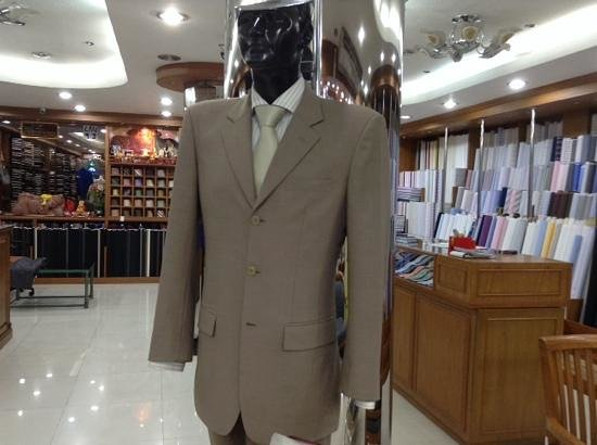 Louis Collections: summer suit