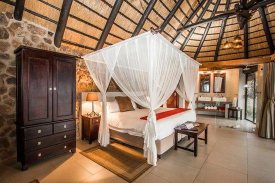 Leopard Mountain Safari Lodge: The rooms