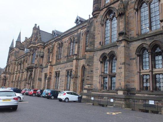 University of Glasgow: Front