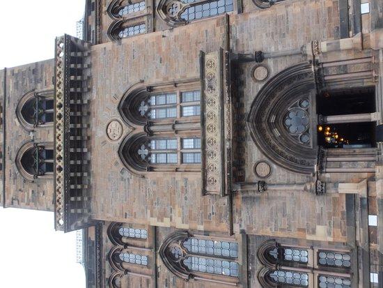 University of Glasgow: Beautiful buildings