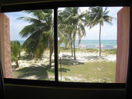 Bravo Caracol: vistas desde la habitación