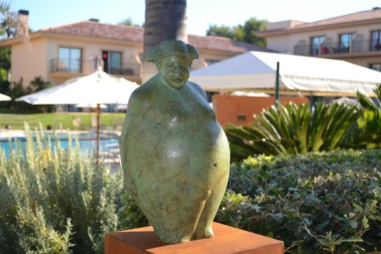 La Quinta Menorca Hotel & Spa: Same artist, work in hotel
